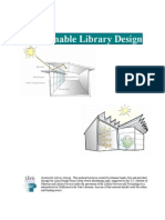 Sustainable Library Design