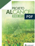Apostila Alcance ENEM 2013 - Modulo I