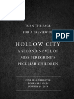 Excerpt from Miss Peregrine 2