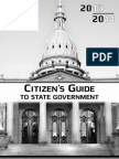 Citizens Guide to State Government 2013-14