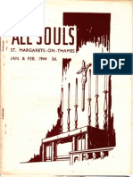 Jan & Feb 1944 All Souls Magazine