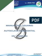 Manual de Operacao - Linha Hospitalar Geral- Espanhol