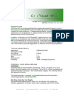 ColaQuat HRC