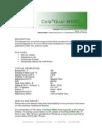ColaQuat HSDC