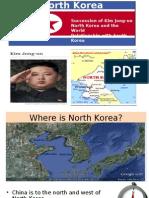 North Korea Powerpoint