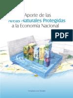 Aporte Areas Naturales Protegidas Fernando Leon