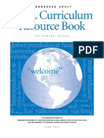 ESOL Currriculum Resource Book