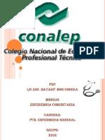 Diagnostico de Salud Comunitario Rana