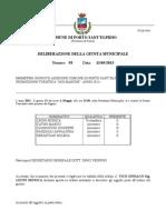Rinnovo Adesione Comune Di Porto Sant'Elpidio Progetto Di Promozione Turistica Noi Marche Anno 2013