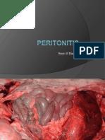 Peritonitis Akut