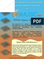 1. Bio Music 6 in 1 Brochure