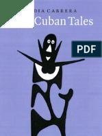 Afro Cuban Tales_Cabrera