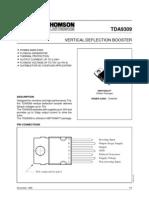 Datasheet TDA-9309.pdf