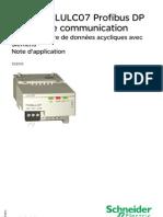 Profibus DP Schneider-Siemens