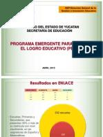 Programa Emergente Para Logro Educativo