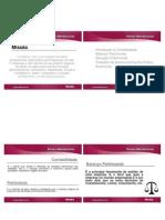 Módulo Contábil - revisão completa