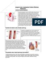 Informasi Angiogram Dan Angioplasti Dalam Bahasa Malaysia
