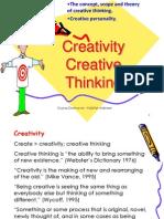 Creative Thinkin