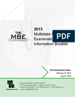 mbe mpre | Test (Assessment)