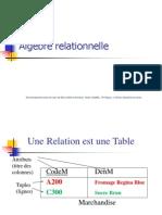AlgebreRelationnelle