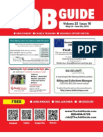 The Job Guide Volume 25 Issue 10