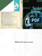 Buliding Speakers Philips 1977