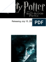 Harry Potter and the Half Blood Prince [2009] Film