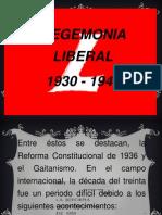 Hegemonia Liberal 1