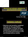 8 Validation Methods 2008-2