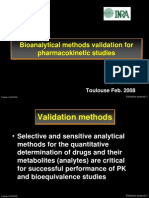 8 Validation Methods 2008-2