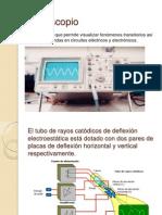 El Osciloscopio Presentacion