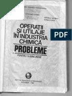 Operații și utilaje în industria chimică - Octavian Floarea