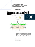 Apostila de Agrometeorologia