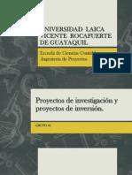 Universidad Laica Vicente Rocafuerte de Guayaquil