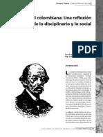 La Ciudad Colombiana Reflexion Disciplinario Social