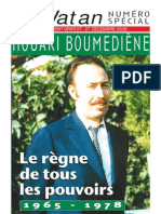 Houari Boumediene