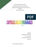 Plataforma 1 de PLC