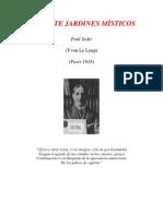 Paul Sedir - Los Siete-Jardines Misticos