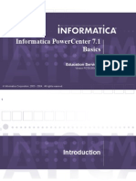 a Power Center 7.0 Training Material