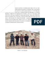 Case Study of earthwork