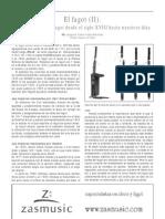 El fagot (II), por Joaquim Vicent Vidal Martínez