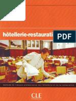 hôtellerie-restauration