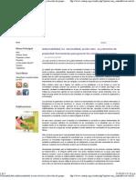 Gobernabilidad, institucionalidad, acción colectiva y derechos de propiedad