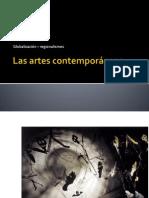 Las artes contemporáneas2l.ppt