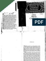 Otto Maria Carpeaux- Historia Da Literatura Ocidental I