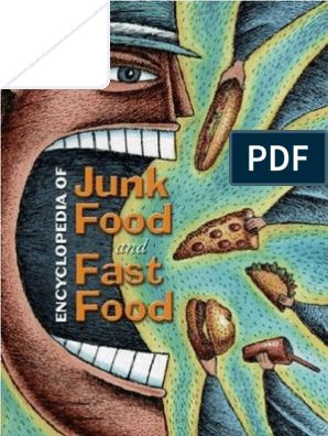 125377742 Encyclopedia of Junk Food and Fast Food | Fast