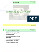 Profile of CK-Mould