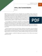 Las TIC en El Arte y Las Humanidades