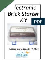 Brickbook Starter Kit