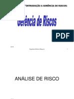 1-II- Introdução ao Gerenciamento de Risco [Modo de Compatibilidade]